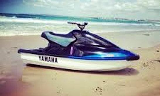 Yamaha Blaster Jet Ski Rental In Miami Beach, Florida