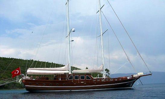 Charter 100' Lorient Gulet In Mugla, Turkey