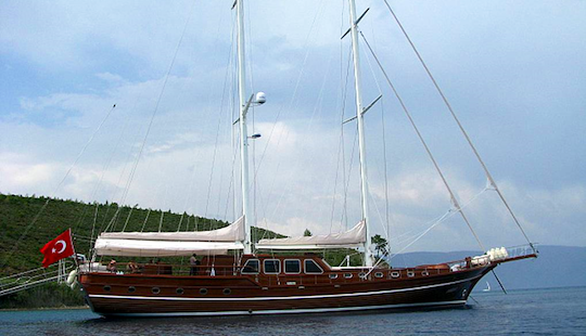 Charter 100' Lorient Gulet In Mugla, Turkey