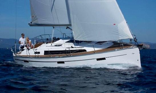 2012 Jeanneau Cruising Monohull Charter In Varna, Bulgaria