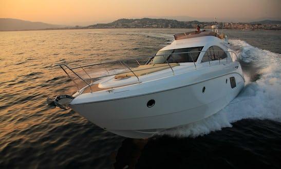 Explore Burgas, Bulgaria With This Motor Yacht