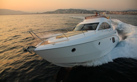 Explore Burgas, Bulgaria With This Motor Yacht