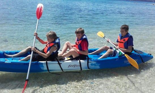 Kayak Rental In Pakoštane