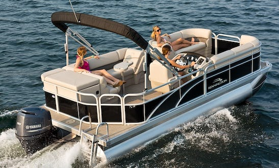 Pontoon Rental In Northern Michigan