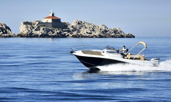 Rent This Amazing Bowrider In Dubrovnik, Croatia