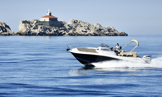 Rent This Amazing Bowrider In Dubrovnik, Croatia