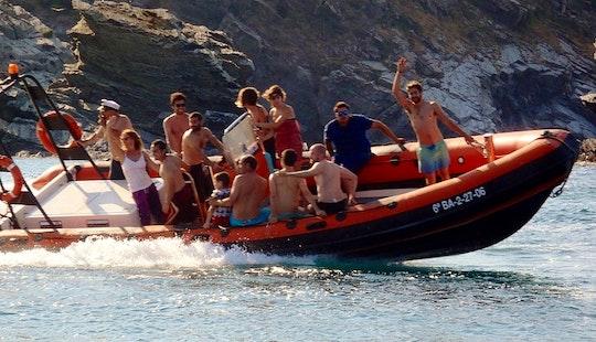 Rib Rental In Cadaqués