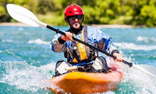 Sit On Top Kayak Rental In Wanaka, Otago