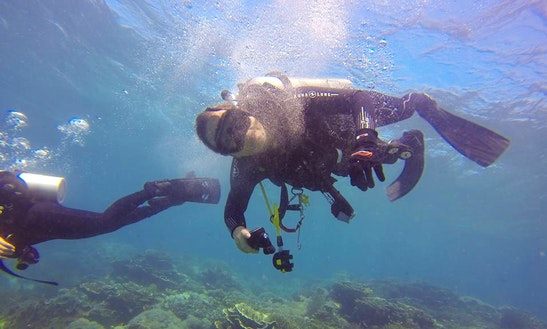 Want To Become A Certified Diver? Book A Scuba Diving Course In Jakarta, Indonesia