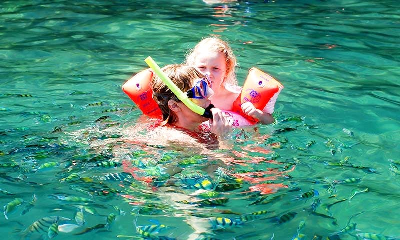 Enjoy Snorkeling Tours at Ko Muk Island, Thailand