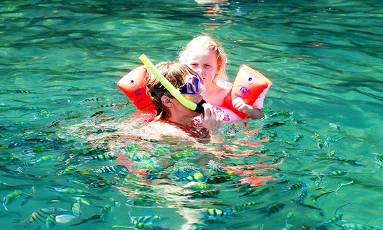 Enjoy Snorkeling Tours At Ko Muk Island, Thailand