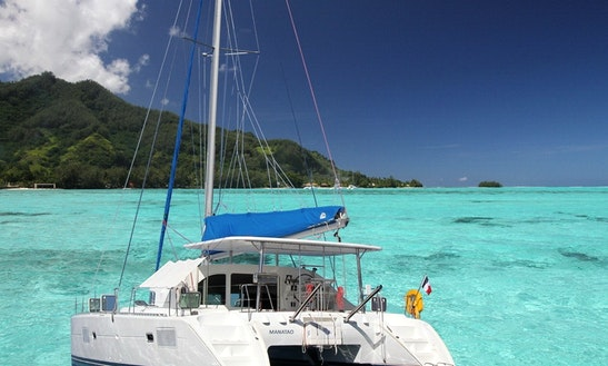 Enjoy Moorea Island Tours On 41'
