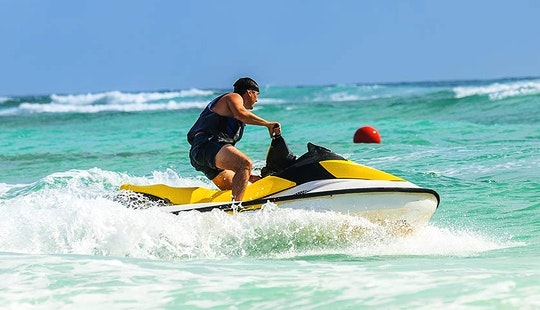 Jet Ski Rides In Ras Al-khaimah, United Arab Emirates