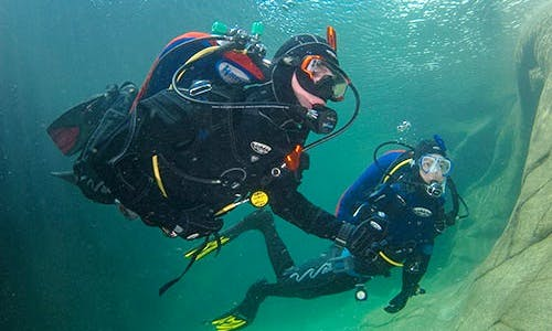 Enjoy Diving Courses in Johannesburg South, Gauteng