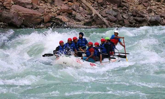 Exciting Rafting Trips In Uttarakhand, India