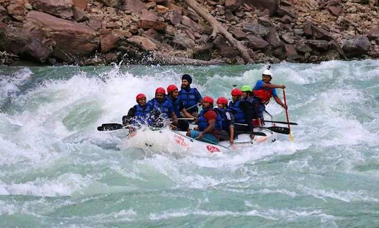 Enjoy Rafting Trips In Rishikesh, Uttarakhand