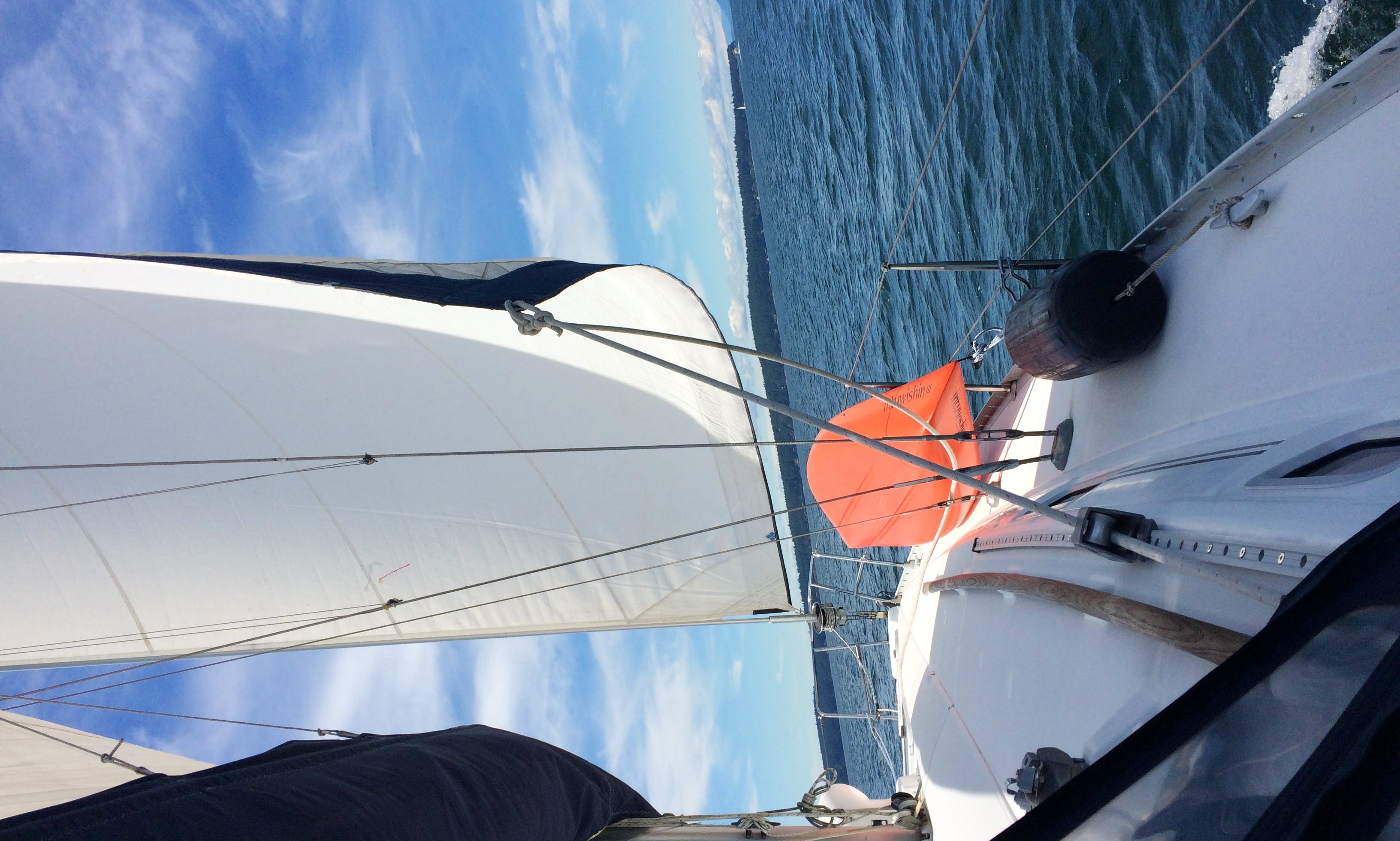 Cruising Monohull for rent in North Saanich