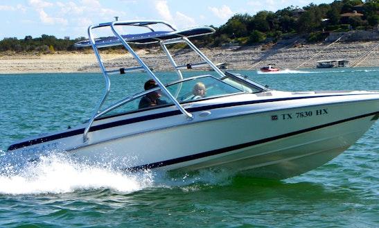 Rent Water Ski Boats In Austin, Texas