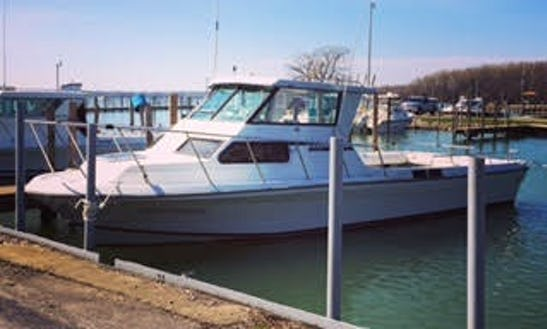 Lake Erie Fishing Charter In Lakeside Marblehead, Oh