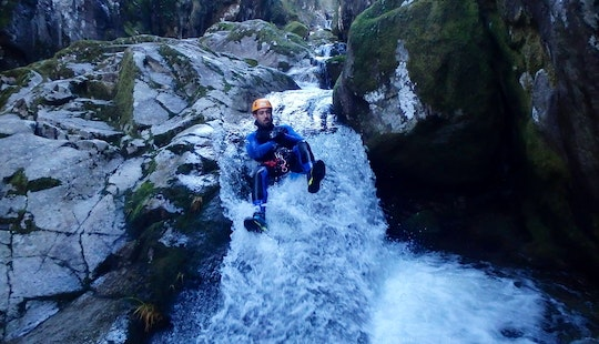 Canyoning Tour In Porto, Portugal