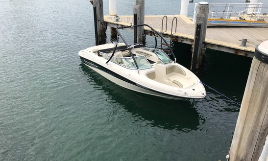 Bowrider For Rent In Rozelle Excellent Condition Also Includes Wakeboard