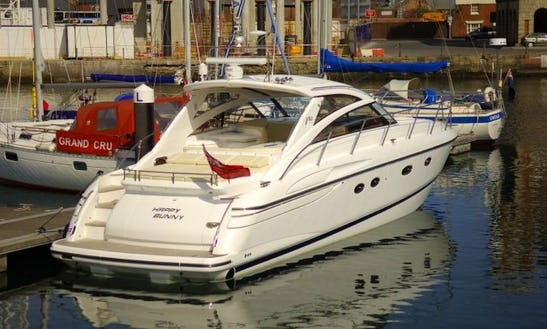 Princess V48 Motor Yacht Charter From Chatham, England
