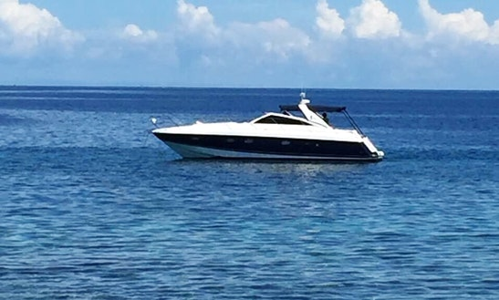 42ft Princess Power Mega Yacht Charter In Lapu-lapu City, Philippines