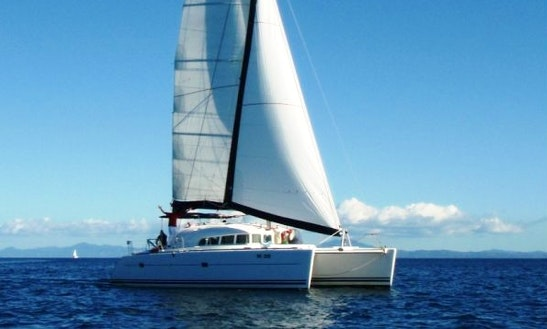 Charter 41' Cruising Catamaran In Antsiranana Province, Madagascar