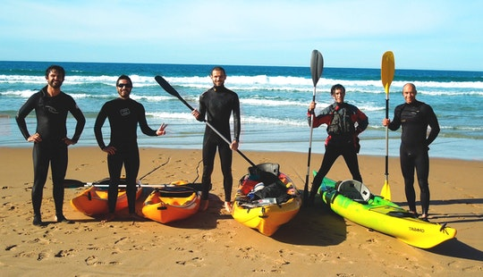 Kayak Tours In Cascais, Portugal