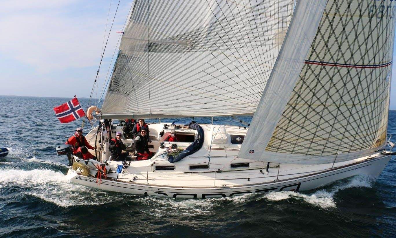 Learn to Sail in Four Days in North-Norway