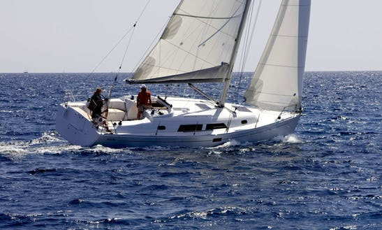 Cruising Monohull Rental In Valencia