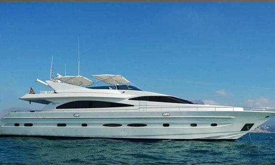 Rent My Luxury Astondoa 82 Glx In Barcelona (spain)