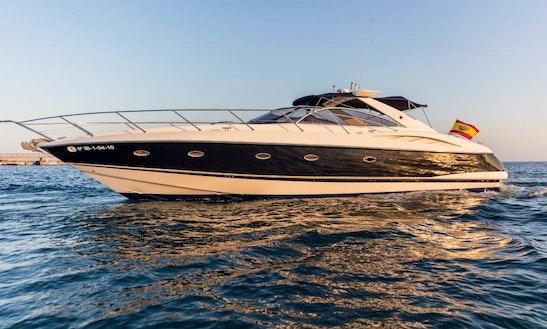 'sami' Camargue-50 Yacht Charter In Ibiza