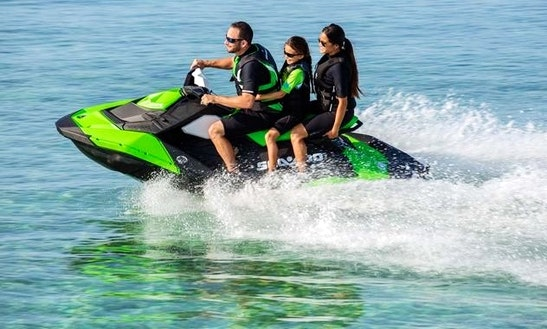 Jet Ski Rental In Lake City
