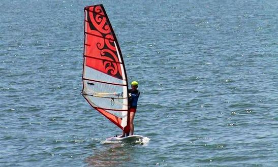 Enjoy Windsurfing Lessons & Rentals In Phan Thiet, Vietnam