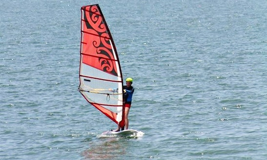 Enjoy Windsurfing Lessons & Rentals In Phan Thiet, Vietnam