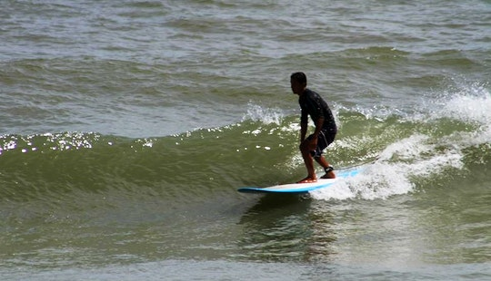 Enjoy Surf Lessons & Rentals In Phan Thiet, Vietnam