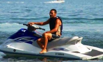 Rent Yamaha VX Jet Ski In Dubai, United Arab Emirates