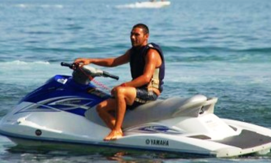 Rent Yamaha Vx Jet Ski In Dubai, United Arab Emirates