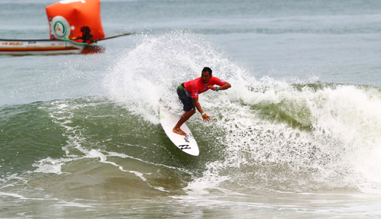 Enjoy Surf Lessons In Kovalam, Tamil Nadu