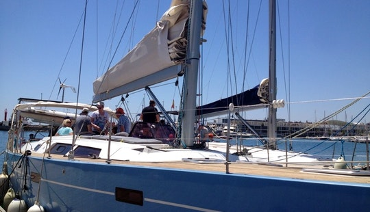 Sailing Yacht Hanse 470 For Rent In Alicante
