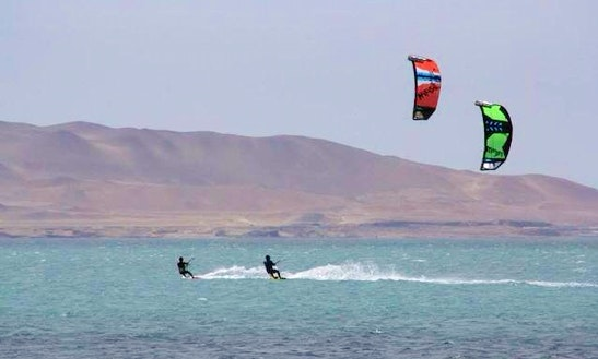 Learn Kitesurfing In Paracas, Peru