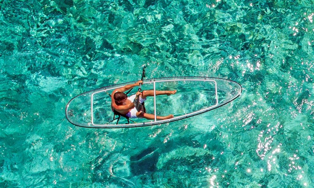Clear Kayak Rental In Dubai United Arab Emirates Getmyboat