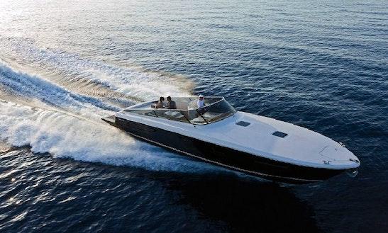 Charter 38' Motor Yacht In Sardegna, Italy