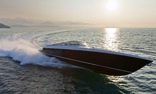Charter 54' Power Mega Yacht In Sardegna, Italy
