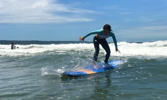 Enjoy Surf Lessons And Rentals In Kuta, Bali