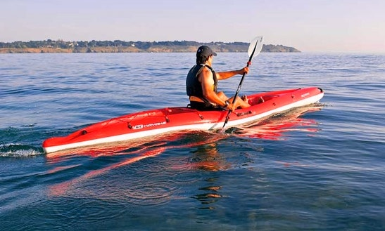 Kayak Lessons And Rental In Sagres, Portugal