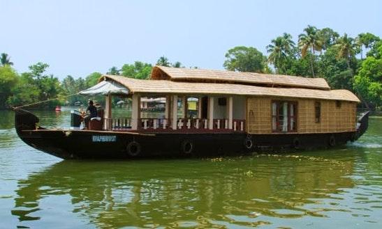 Charter A House Boat In Kerala, India
