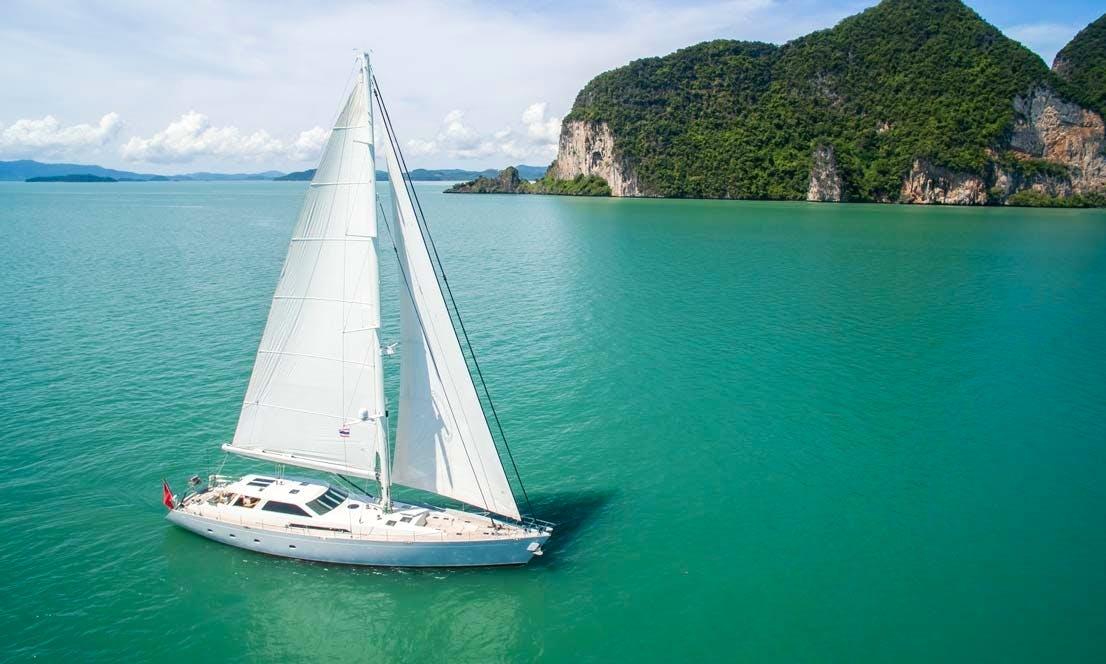 Charter 104' Cruising Monohull in Phuket, Thailand
