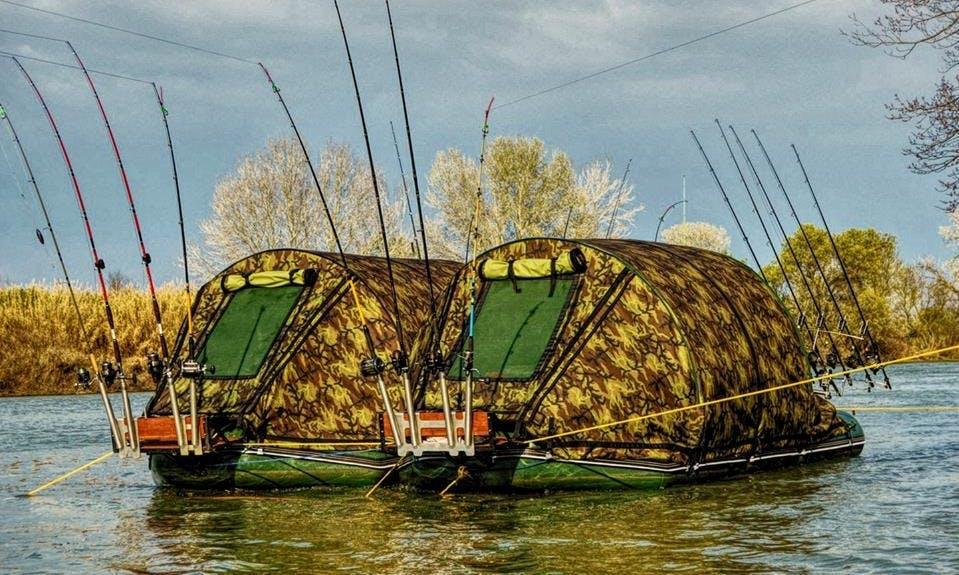 Rent a Houseboat in Porto Viro, Italy